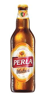 Perla Honey 0,5l fles ktn / Alc6,0%Eks12,0%