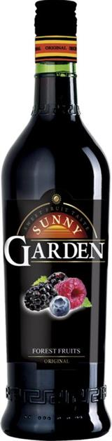 Sunny Garden Forrest Fruits 0,75l / Alc 13%