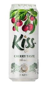 Cider Kiss Cherry 500 ml can 4,5% alc